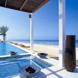 Chedi Muscat-OMAN Pool 1