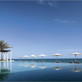 Chedi Muscat-OMAN Pool 3