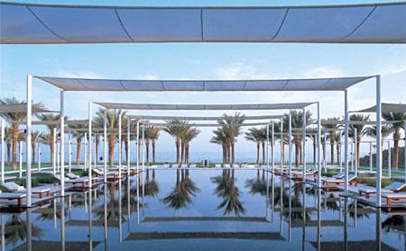 Chedi Muscat-OMAN Pool 4