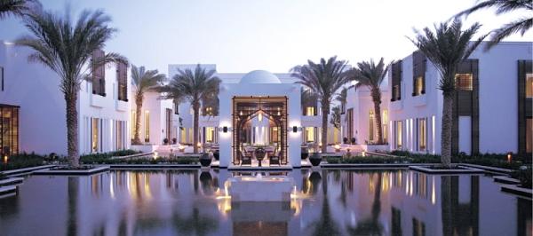 Chedi Muscat-OMAN Pool 5
