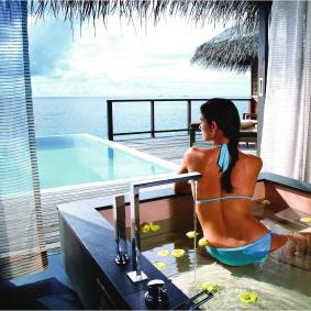 Coco Palm Bodu Hithi-THE MALDIVES Pool Villa 1