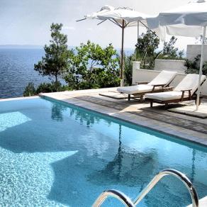 Danai Beach Resort & Villas-Chalkidiki-GREECE Pool 1