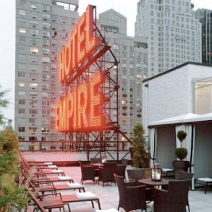 Empire NYC Rooftop Pool & Bar 2