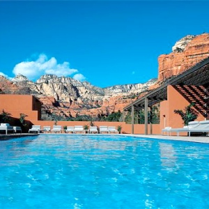 Enchantment Resort & Mii Amo Spa-Red Rock State Park-AZ Pool 1
