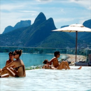 Fasano-Rio de Janeiro-BR Rooftop Pool 1