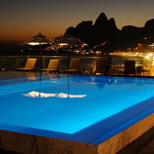 Fasano-Rio de Janeiro-BR Rooftop Pool 2