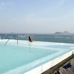 Fasano-Rio de Janeiro-BR Rooftop Pool 3