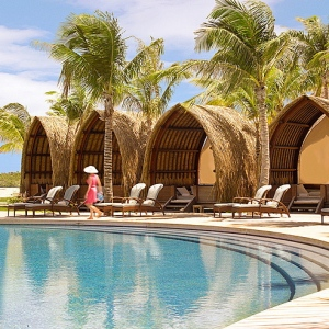 Four Seasons Bora Bora-TAHITI Pool 1