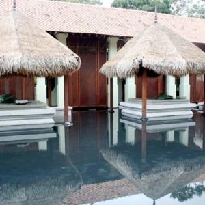 Four Seasons, Langkawi-MALAYSIA Pool at Spa 1