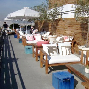 Fresh Hotel Athens-Rooftop Bar