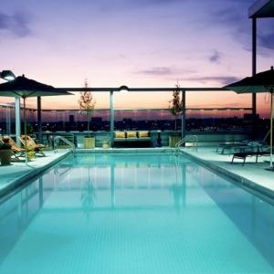 Gansevoort Hotel-NYC Rooftop Pool