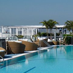 Gansevoort South-Miami-FL-Rooftop Pool 10