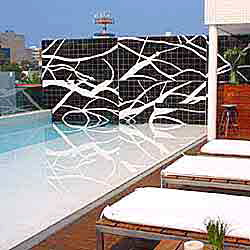 Habita DF-MX Rooftop Pool 1