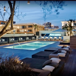 Hard Rock Hotel-SD Rooftop Pool 1