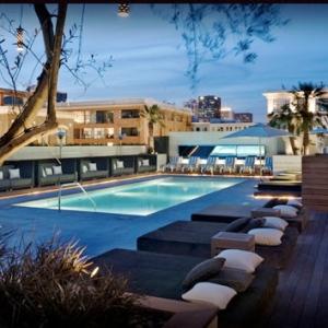 Hard Rock Hotel-SD Rooftop Pool 1