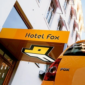 Hotel Fox-Copenhagen-DENMARK Exterior