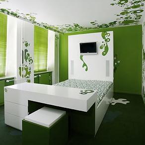 Hotel Fox-Copenhagen-DENMARK Guest Room 4