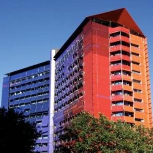 Hotel Puerta América-Madrid-SPAIN 2