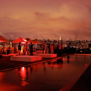 Hotel Unique-Sao Paulo-Rooftop Pool 2