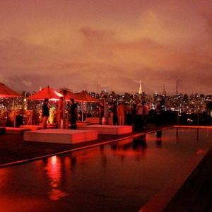 Hotel Unique-Sao Paulo-Rooftop Pool 2