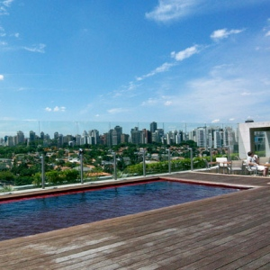 Hotel Unique-Sao Paulo-Rooftop Pool 3