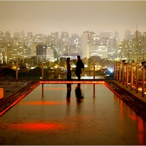 Hotel Unique-Sao Paulo-Rooftop Pool