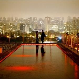 Hotel Unique-Sao Paulo-Rooftop Pool