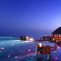 Huvafen Fushi MALDIVES Pool 1