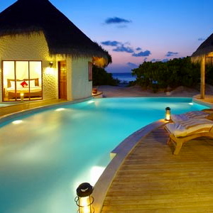 Island Hideaway at Dhonakulhi-MALDIVES Pool 1