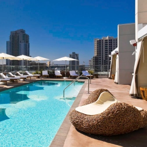 Ivy Hotel-San Diego-Eden Rooftop Pool