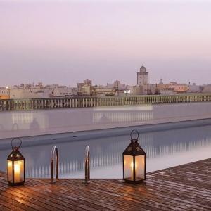 L'Heure Bleue Palais, Essaouira_MOROCCO Rooftop Pool 1