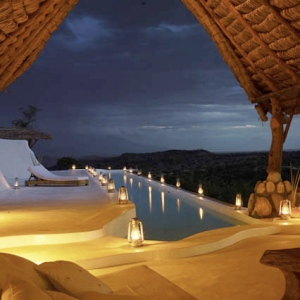 Little Shompole Luxe Lodge-KENYA Pool 3