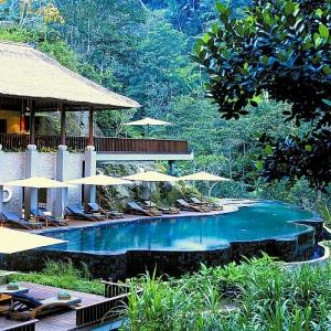 Maya Ubud-BALI Pool 1