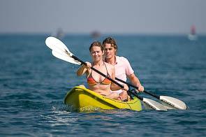 Pumulani Luxe Lodge on Lake Malawi 11-Kayaking