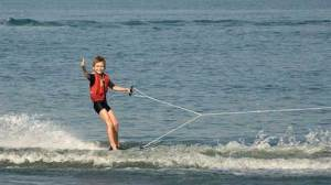 Pumulani Luxe Lodge on Lake Malawi 15-Water Skiing