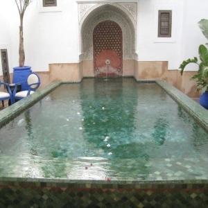 Riad Farnatchi, Marrakech-MOROCCO Pool 1