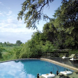 Sabi Sabi River Lodge-ZA Pool 1