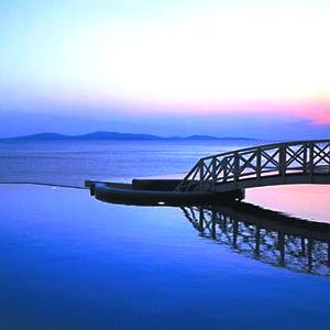 Saint John, Mykonos-GREECE Pool 2
