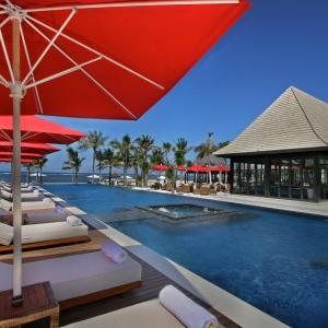 Santrian Villas-Tanjung Benoa-BALI Pool 1