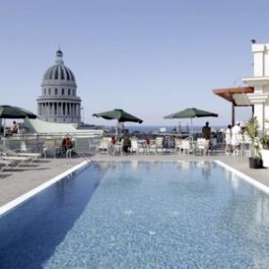 Saratoga Hotel-Havana-CUBA Rooftop Pool 1