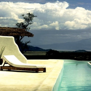 Shompole Luxe Lodge-KENYA Pool 1
