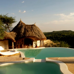 Shompole Luxe Lodge-KENYA Pool 2