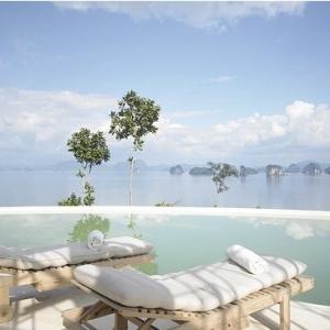 Six Senses Hideaway & Jungle Resort, Yao Noi-TH Pool 1