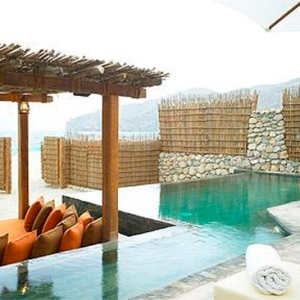 Six Senses Hideaway-Zighy Bay-OMAN Pool VIlla 1