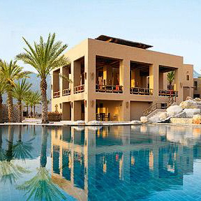Six Senses-Zighy Bay-OMAN Pool