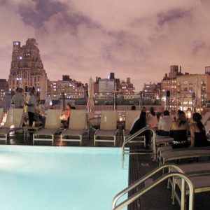 Soho House-NYC Rooftop Pool