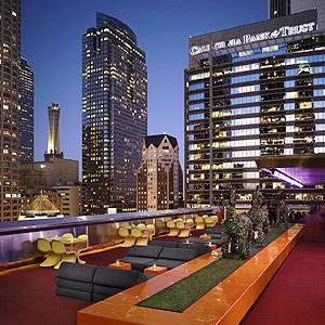 Standard Hotel LA-Rooftop Bar 2