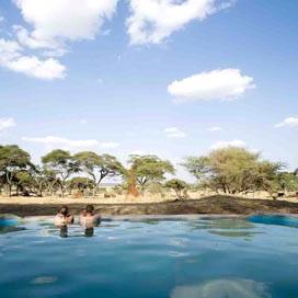 Swala Sanctuary-TANZANIA Pool 1