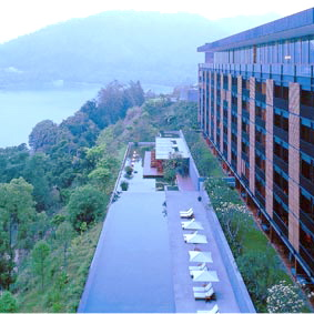The Lalu-Sun Moon Lake-TAIWAN Pool 1