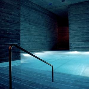 Therme Vals Spa-SWITZERLAND Indoor Pool 2
